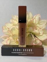 Bobbi Brown AMBRE Crushed Liquid Lip Full Size Lipstick New In Box Fast/FreeShip - $16.95