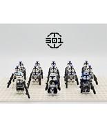 Star Wars Captain Rex Jesse Echo 501st Squadron Set 13 Minifigures Lot - $24.99