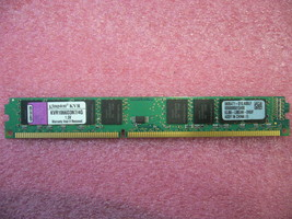 QTY 1x 4GB DDR3 1066Mhz non-ECC desktop memory Kingston KVR1066D3N7/4G - $70.00