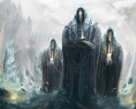 Special: 2 for $1000 Select a combination of haunted spells from my coll... - $1,000.00