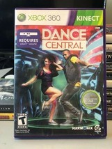 Dance Central (Xbox 360, 2010), Tested, FREE SHIPPING, USA Seller - $7.07