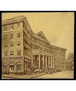 Hotel Northampton and Wiggins Old Tavern at Northampton MA Pioneer Valle... - $18.99