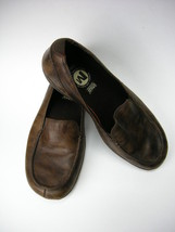 Merrell Shoes Dark Brown OrthoLite Slip On Flats Performance QForm Size 6.5 - $45.50