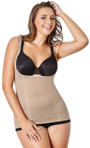 Cocoon Plus Size Firm Control Shaper Underbust Top 4501 to size 5XL - $49.00