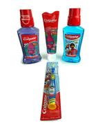 Trolls & Ryan's World Kids Colgate Mouth Wash Toothpaste & Toothbrush - $20.54