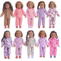 Doll accessories Cute Pajamas Nightgown Clothes for 18 inch  Boy  Our... - $8.22+