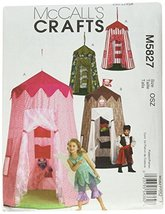McCall's Sewing Pattern M5827 for Play Canopy, One Size - $15.68