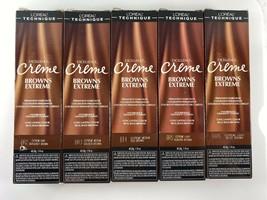 L'Oreal Technique Excellence Creme | Browns Extreme 1.74 oz. YOU CHOOSE COLOR - $10.99
