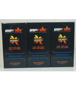 3 pack RIP FIRE Performance Supplements Pre-Workout Enhance Blood Flow E... - $21.77