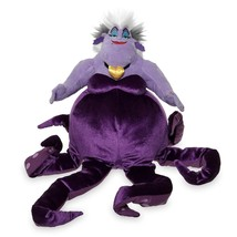Disney 30th The Little Mermaid Ursula Medium Plush New with Tag - $31.90