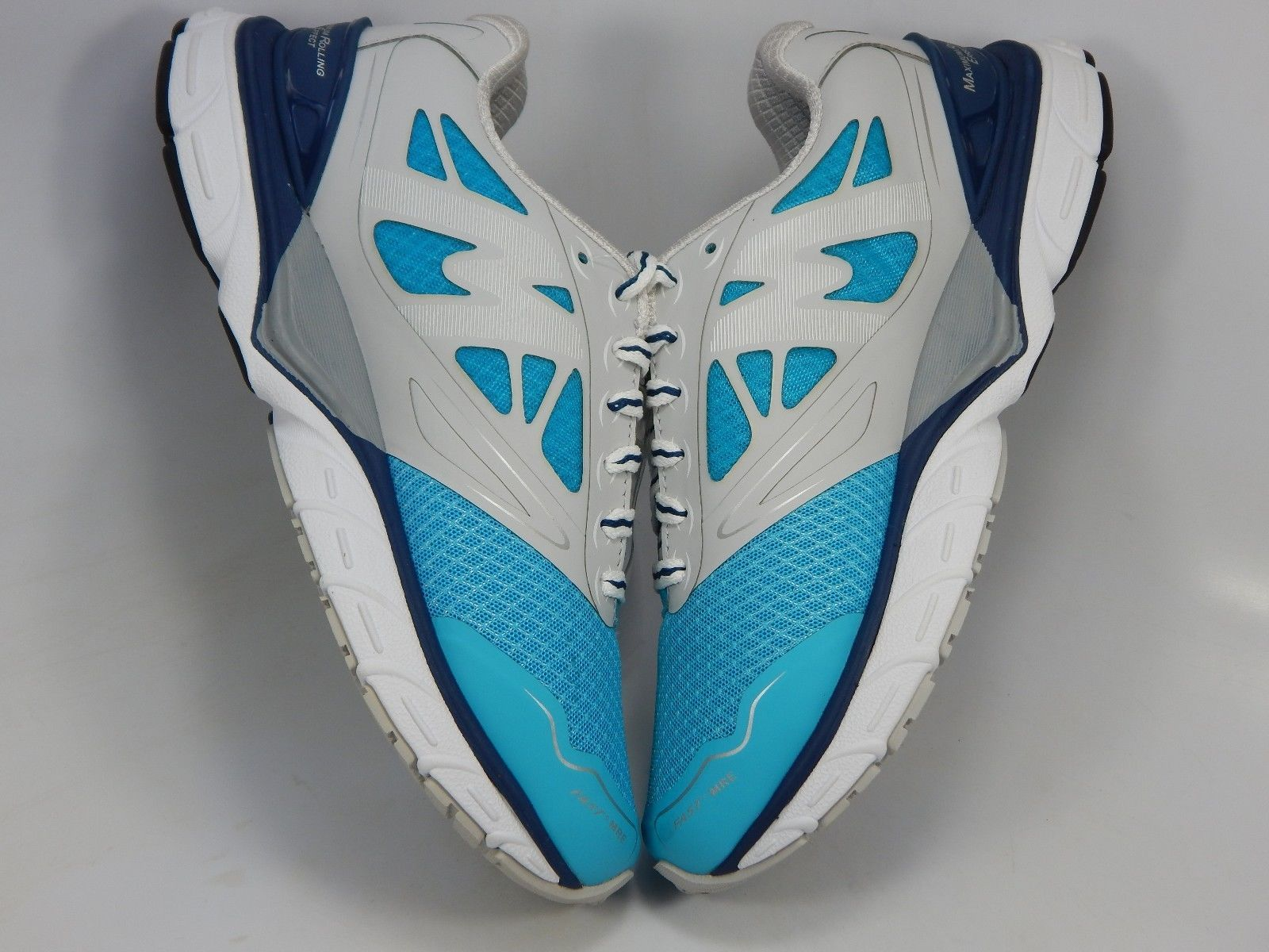 Karhu 2016 Fast 6 MRE Fulcrum Women's Running Shoes Size US 8 M (B) EU 39 Blue
