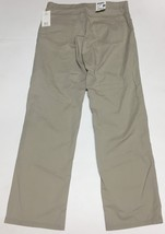 "Angels Jeans Italy Vicky Beige Waist 32"" Inseam 30"" Regular NWT image 4"