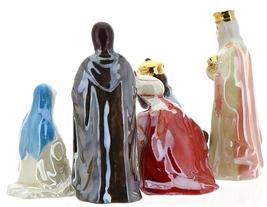 Hagen-Renaker Specialties Ceramic Nativity Figurine Jesus Mary Joseph Wise Men image 8