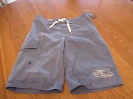 Boy's Youth Epic Threads board shorts M medium MD blue stellar NEW - $7.23