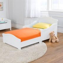 Kidkraft 86621 Kids Nantucket Toddler Bed White Wood Cot New - $122.95