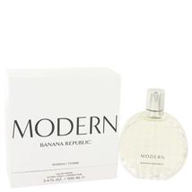 Banana Republic Modern by Banana Republic Eau De Parfum Spray 3.4 oz - $26.89