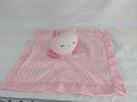 Carters Child of Mine Owl Lovey Security Blanket Stuffed Animal Toy #2 - $7.95