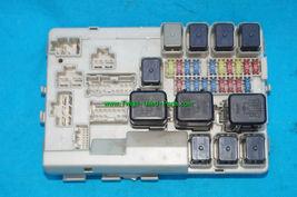 Nissan Altima 3.5L BCM Body Control Module Fuse Box 284b7aq004 image 5