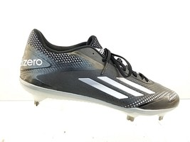 sale retailer 72ad4 f826a Adidas Adizero Afterburner 2.0 Metal Baseball Cleats Black Gray ( S84697...  -  23.50