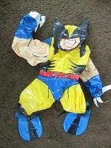 Rare X Men Wolverine Figure Blow Up Marvelmania Comic Con Hammer Ringo 2000 - $35.63