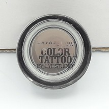 Maybelline 24 Hour Eyeshadow, Tough as Taupe, 0.14 Oz  - $7.62