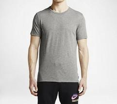 Nike Men's Futura Tee New Authentic Grey 708336-063 - $24.54