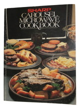Sharp Carousel Micro Wave Cook Book, Manual Used,