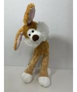 Princess Soft Toys Melissa & Doug Lanky Legs long legged tan rabbit deer... - $19.79