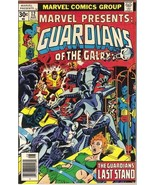 Marvel Presents: Guardians of the Galaxy Comic Book #12, Marvel 1977 VER... - $9.74