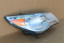 09-12 Volkswagen VW Routan Halogen Headlight Head Light Lamp Pssgr Right Side RH image 2