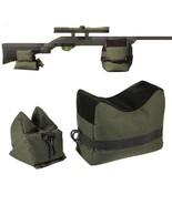 Front&Rear Bag Support Rifle Sandbag without Sand Sniper Hunting Target ... - $14.99