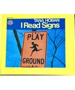 Tana Hoban Real Photo Books Lot of 3 Kitten Read Signs Over Under Throu... - $24.70