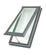 VELUX 21 x 37-7/8 in. Fresh Air Venting Deck-Mount Skylight with Laminat... - $863.60