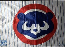 "Chicago Cubs 1984 Cooperstown MLB Banner Flag 3' x 5' (36"" x 60"") - $25.00"