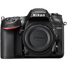 Nikon D7200 24.2 Megapixel Digital SLR Camera Body Only - Black - 3.2 LC... - $791.21