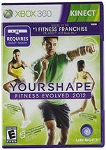 Your Shape Fitness Evolved 2012 [Xbox 360] - $13.10