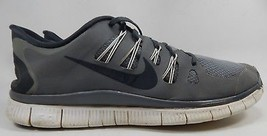 Nike Free 5.0 + Men's Running Shoes Size US 14 M (D) EU 48.5 Gray 579959-001