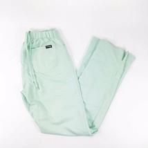 Greys Anatomy Barco XS Tall Riley Pistachio Scrub Pant 4232 Elastic Back Pockets - $24.73
