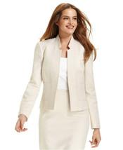 CALVIN KLEIN ~Size 4~ Metallic Houndstooth Women's Blazer Jacket Retail ... - $54.99