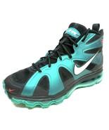 Nike Air Max Griffey Fury GS 501827 300 Basketball Boys Shoes Dark Green... - $80.99