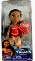 Disney 6 inch Moana Petite Adventure Doll Figure with Comb. - $17.81