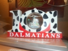 101 Dalmations  WATER  GLOBE  ORNAMENT  1996 McDonalds/NICE COLLECTABLE ... - $8.79