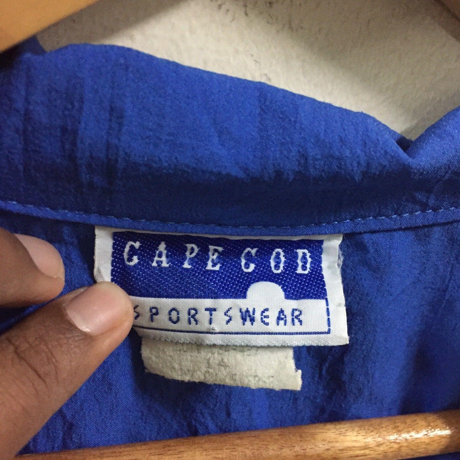 VTG 90's Gape God Tops T-Shirt SZ L ColorBlock  Rare Made In USA image 5