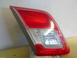 2010 2011 TOYOTA CAMRY DRIVER LH TRUNK LID TAIL LIGHT OEM C51L - $43.65