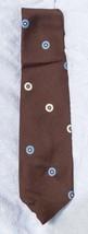 Vintage Wembley Wemlon Wide Polyester Tie Necktie mv - $16.82