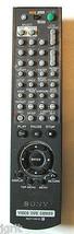 SONY RMT V501C REMOTE CONTROL SLV D360P D350P D370P D251P D281P D550P D5... - $24.70