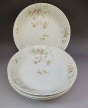 GDA Ch Field Limoges France Dinnerware Low Soup Small Serving Bowls Chin... - $24.75
