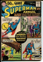 1964 80 Page Giant 1 Superman Annual Hi-Res Scans - $19.49