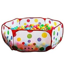 Portable Kids Toy Ocean Ball Pit Pool Indoor Outdoor Baby Game Play Tent... - $13.09