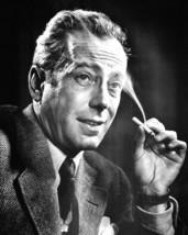 Humphrey Bogart 11x14 Photo charismatic portrait with cigarette - $14.99